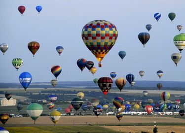Jackson Hot Air Balloons
