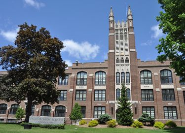 Jackson High School